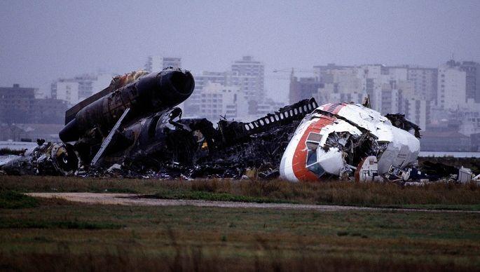 Bij de ramp op het vliegveld van Faro kwamen in december 1992 56 mensen om het leven.