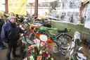 De Van Veen Kreidler was ruim een halve eeuw geleden erg snel in de 50cc-categorie van de motorraces.