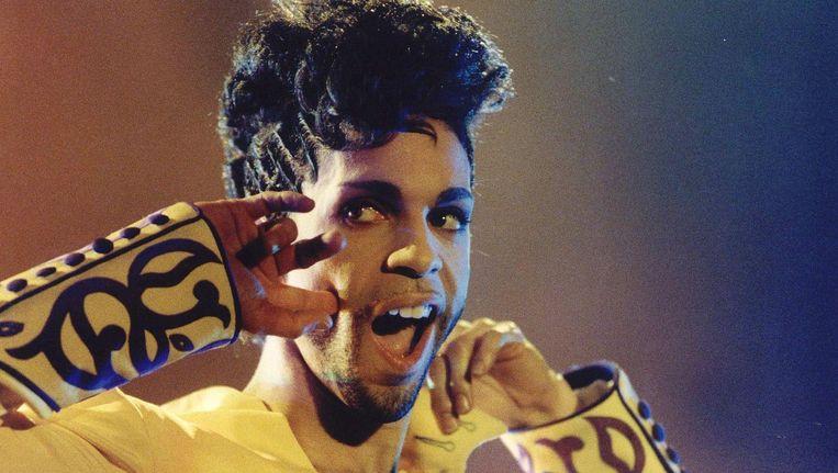 Geschokte reacties op overlijden Prince Beeld anp