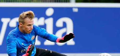 Belgische keepersbelofte Maxime Delanghe sluit zijn jeugd bij PSV af: 'Vanaf nu bij de mannen'