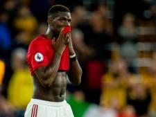 Pogba victime d'insultes racistes après son penalty manqué contre Wolverhampton