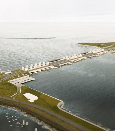 Tot 2023 continu hinder op Afsluitdijk door werkzaamheden