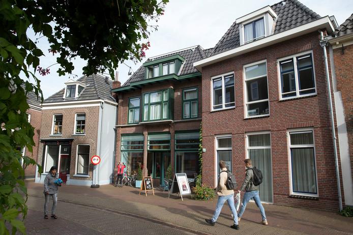 Museum Wereld van Wenters is ondergebracht in drie panden aan de Meddosestraat in het centrum van Winterswijk.