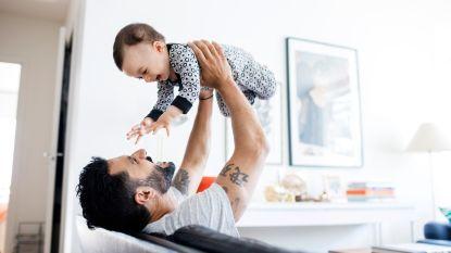 Ouders hebben maar liefst 6 keer per dag stress door hun kind