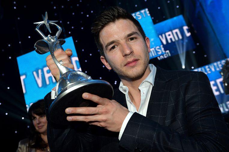 Matteo Simoni als beste acteur.