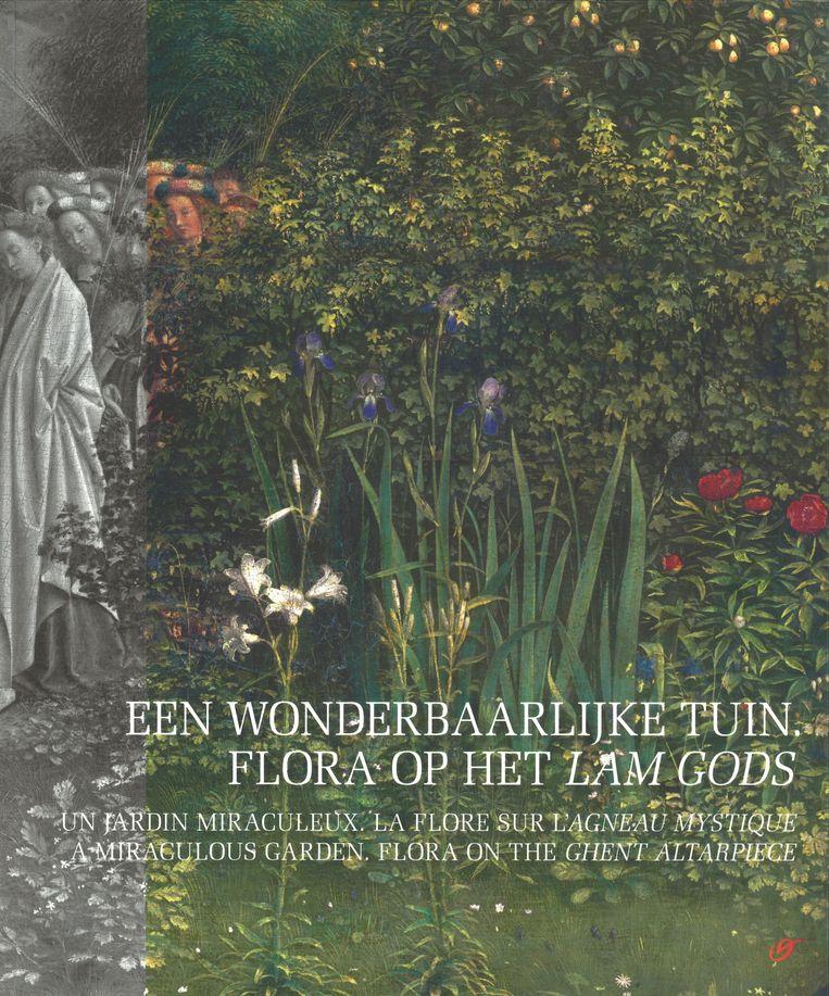 Paul Van den Bremt schreef een boek over de flora op het Lam Gods.