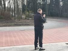 Politie schrijft 49 bekeuringen uit in Loon op Zand