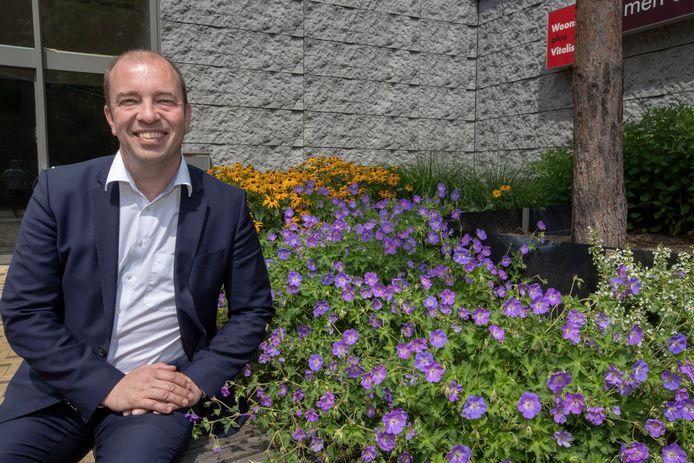 Lex van Eijndhoven nieuwe directeur WIJeindhoven
