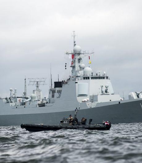 Marine van China, Rusland en Iran gaan samen oefenen