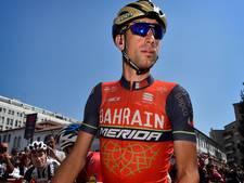 Nibali is klaar voor Vuelta: Ik heb hard gewerkt
