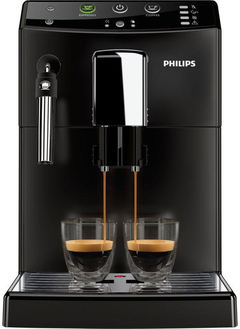 Ook Philips zet zijn lange traditie van koffiezetmachines verder.