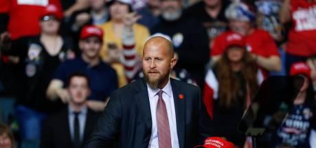 'Ontslagen campagneleider Trump opgepakt na dreiging met zelfmoord'