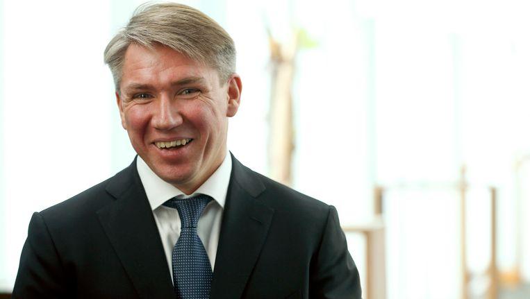 Alexei Sorokin, voorzitter van het organisatiecomité voor het WK voetbal in 2018 in Rusland.