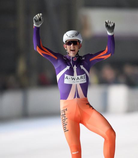 Hoolwerf en Schouten blijven winnen bij marathonvierdaagse