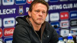 KIJK LIVE (15u). Wat vertelt Vercauteren in aanloop naar clash tegen Club Brugge?