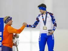 Verweij tegen Joeskov op 1500 meter in Erfurt