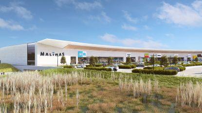 Bouw Malinas officieel van start: Winkelpark biedt onderdak aan eerste Albert Heijn XL in België