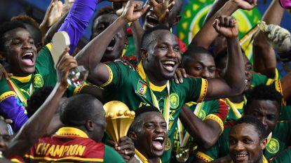 Kameroen dan toch op weg naar Egypte na onenigheid over premies