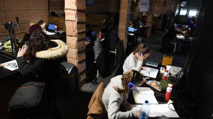 Moose Bar ruilt Lederhosen in voor blokkende studenten
