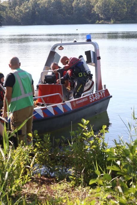 Politie staakt zoektocht naar vermoedelijk Poolse man die in visvijver Ekkersweijer sprong