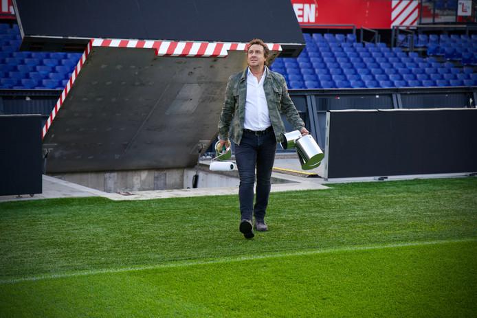 Marco Borsato, onlangs in de Kuip.