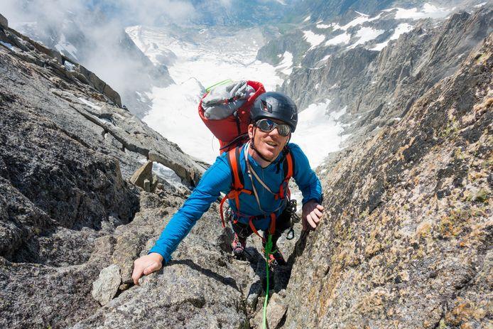 Jur Rademakers uit Valkenswaard traint om zeven bergen te beklimmen in een jaar tijd.