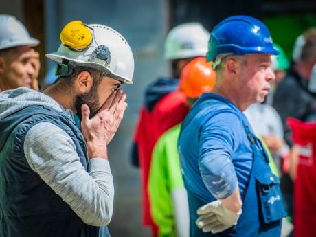 Bouwvakkers huilen om verongelukte kraanmachinist (24) uit Breda
