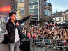 Vinchenzo steelt show in Elst