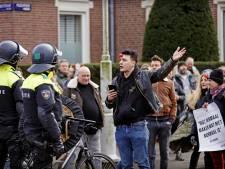 Noodbevel: illegale demonstranten moeten Museumplein af, politie staat paraat