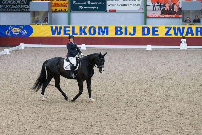 De Zwartewaterruiters uit Genemuiden organiseren voor de derde keer de internationale Para-dressuurwedstrijd in Genemuiden. Ruiters kunnen zich kwalificeren voor de Paralympische Spelen in Tokio.