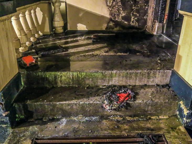 Brandstichter in Helmond laat waarschuwing én bh achter