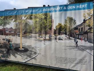 Werken in dorpscentrum Wechelderzande gaan deze zomer nieuwe fase in: oude jongensschool maakt plaats voor nieuw buurtpark