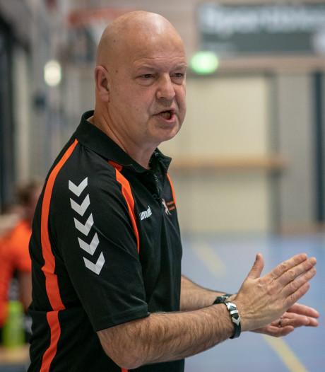 Fred Wieland verruilt handbalsters van Angeren voor DFS Arnhem