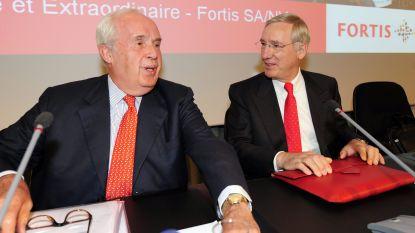Gedupeerde Fortis-beleggers kregen voorlopig gemiddeld 3356 euro compensatie