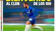 Ook Spanje verwelkomt Hazard, maar wat met zijn rugnummer?