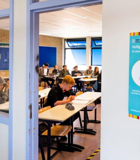 Scholen doen hun best om open te blijven, maar scholieren gaan gewoon naar feestjes