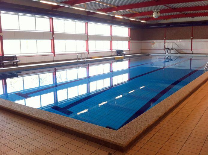 Zwembad De Plons in Beuningen.
