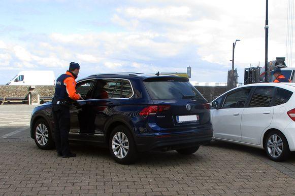 De flitswagen in Damme/Knokke-Heist flitste 147 chauffeurs
