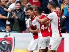 Huntelaar geeft Ajax na Europees echec wat adem