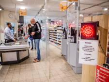 ING: gekte in supermarkten lijkt voorbij