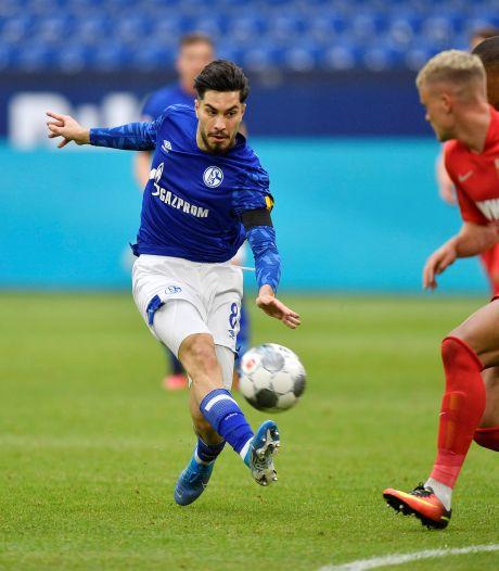 Schalke rest van seizoen zonder international Serdar