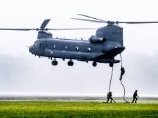 Dit zijn de 3 legerheli's die elke dag boven deze regio vliegen