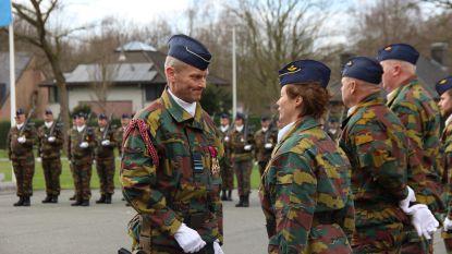 """Luitenant-kolonel Tom Van Heuverswyn neemt afscheid van zijn functie als bevelhebber van de Militaire Luchtverkeersleiding in Gavere: """"Tijd voor nieuwe uitdagingen"""""""