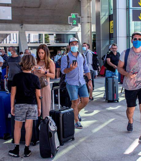 Buitenlandse Zaken scherpt reisadvies Spanje verder aan: code oranje voor zes provincies
