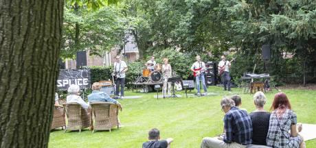 Volle bak bij Muziek in de Tuin in Hellendoorn