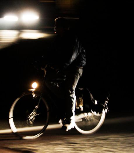 Controle fietsverlichting in Stadshagen: bijna elke minuut een boete