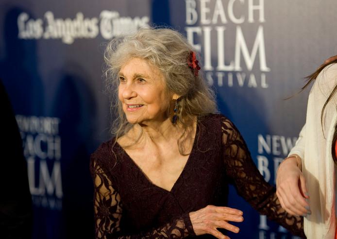 Lynn Cohen, en 2015
