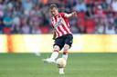 Daniel Schwaab had bij PSV amper overtredingen nodig.