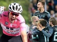 Poll: Giro-winst Dumoulin of EL-winst Ajax?