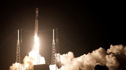 SpaceX lanceert succesvol raket met hergebruikt onderdeel